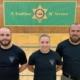 Onze instructeurs op bezoek bij de LA Sheriff's Department
