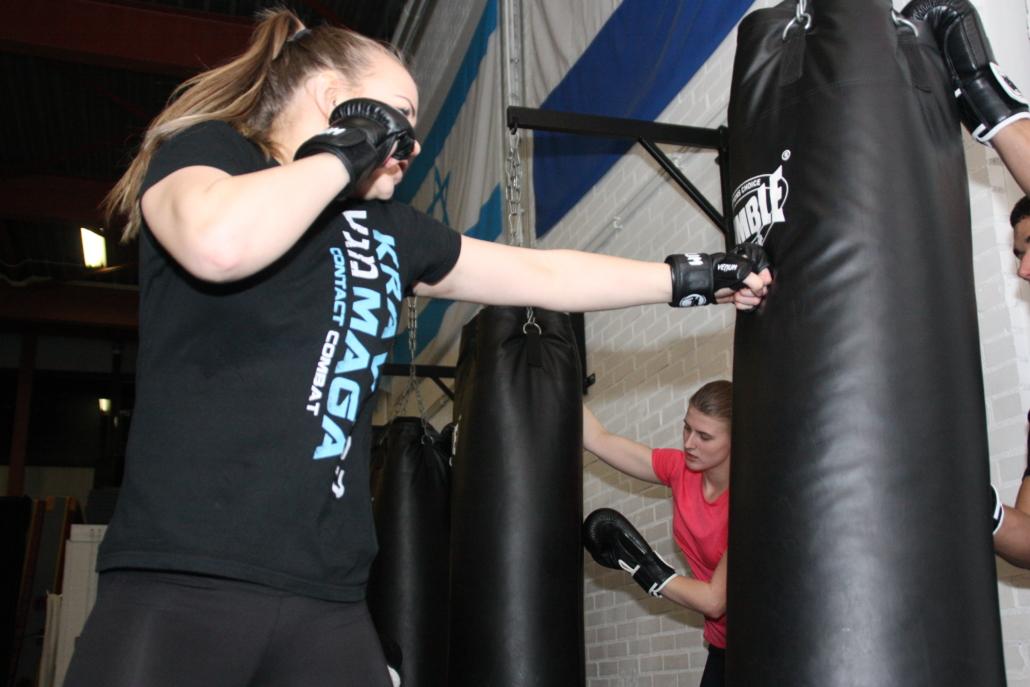Bag Fit bokszaktraining