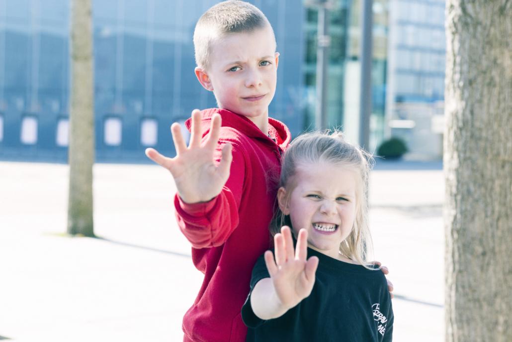 Krav Maga Explorers geeft kinderen zelfvertrouwen