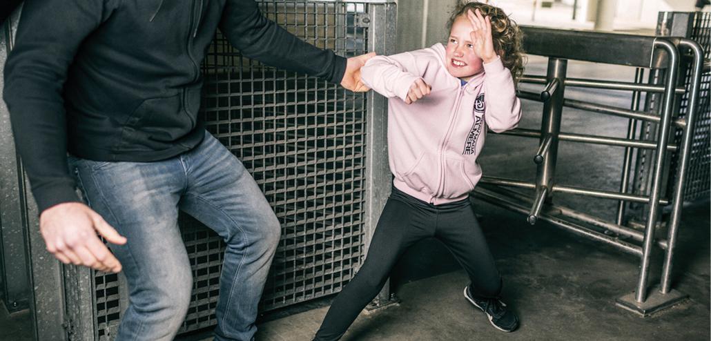 Krav Maga Kids maakt kinderen weerbaar