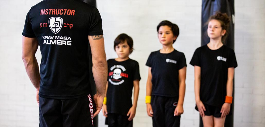 Krav Maga Kids leert kinderen waardevolle levensvaardigheden