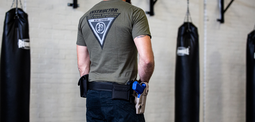 Krav Maga voor Politie en Defensie