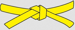 Gele band